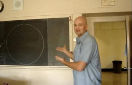 Circle Drawing Champion