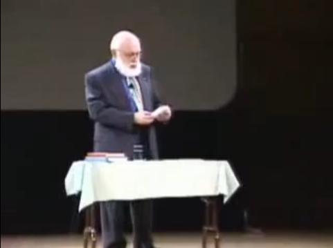 James Randi explains Homeopathy